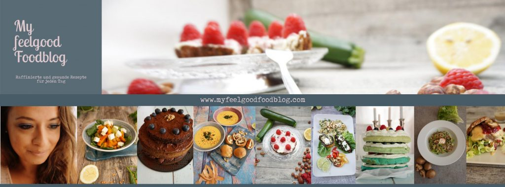 Vorstellung - My feelgood Foodblog in Bildern