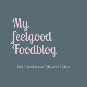 Logo My feelgood Foodblog